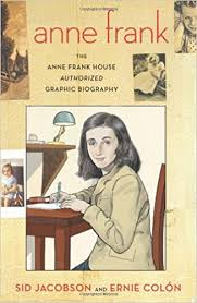 Anne Frank- The Anne Frank House Authorized Graphic Biography